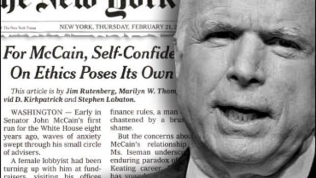 John McCain May Not Believe in God