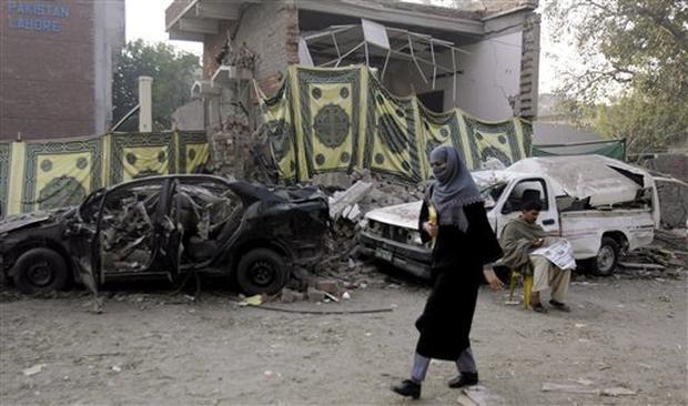 Pakistan Bombing