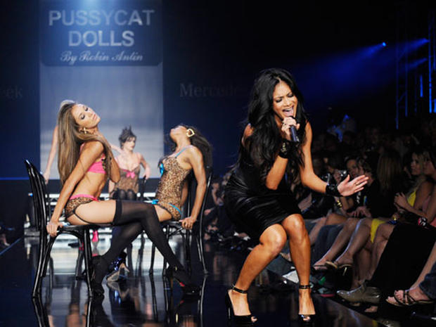 Pussycat Dolls Prowl Catwalk