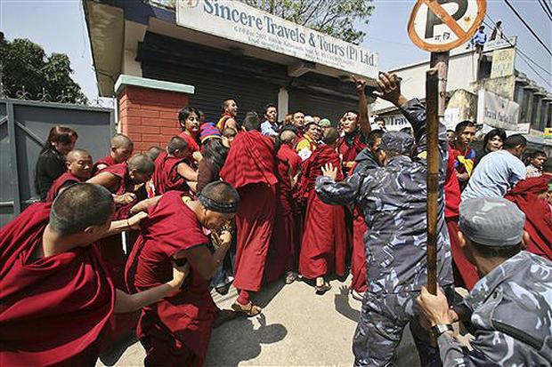Nepal Nastiness