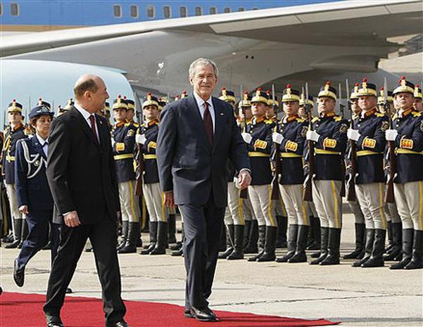 Romania Welcomes NATO
