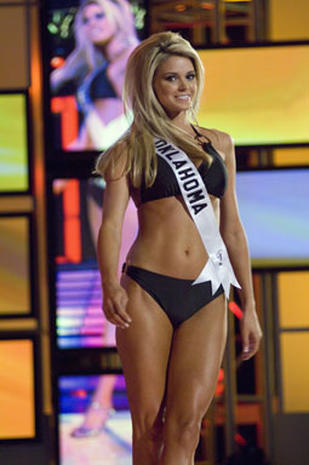 Miss USA On The Way