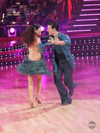 """Week 7 Of """"Dancing With The Stars"""""""