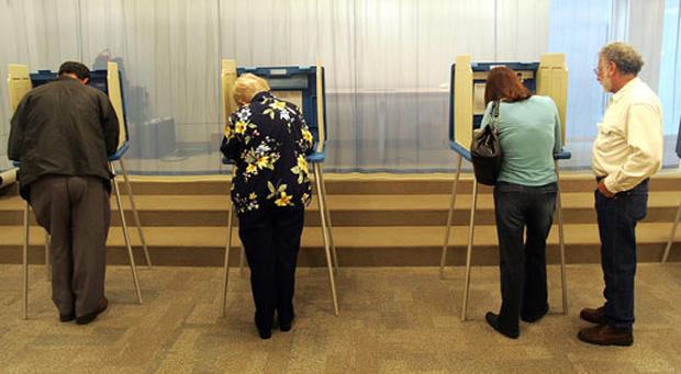 N.C., Indiana Primaries