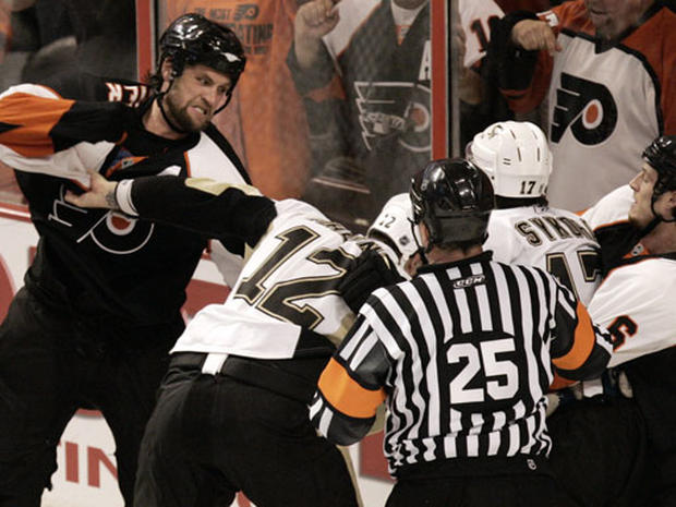 2008 NHL Playoffs: Round Three