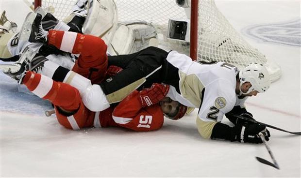 Stanley Cup Finals: Game 1