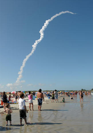 Discovery Mission STS-124