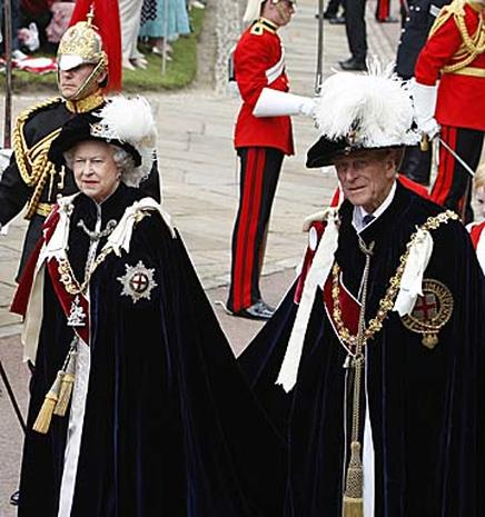 In Royal Circles