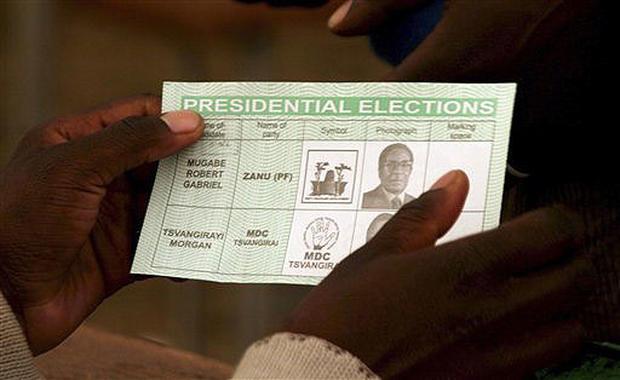 Runoff In Zimbabwe