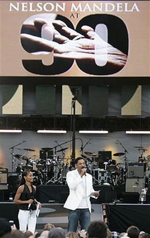 Concert For Mandela
