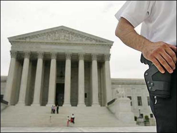 D.C. Gun Ban Ruling