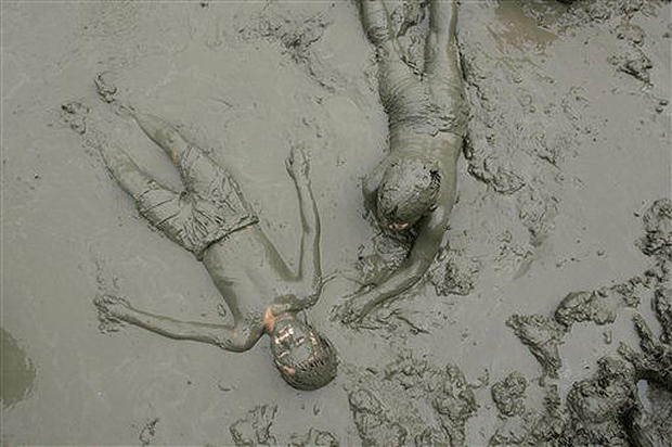 Fun In The Mud