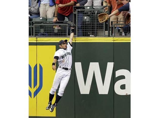Week in Sports: July 18--July 24