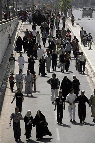 Iraq Suicide Attacks