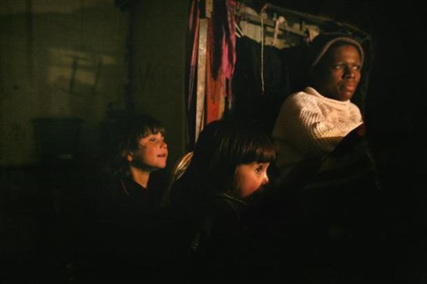 Afghan Children Behind Bars