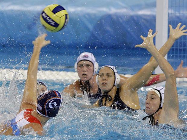 Olympics - Aug. 21