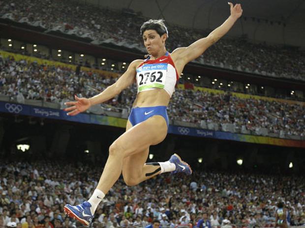 Olympics - Aug. 22