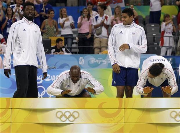 Olympics - Aug. 24