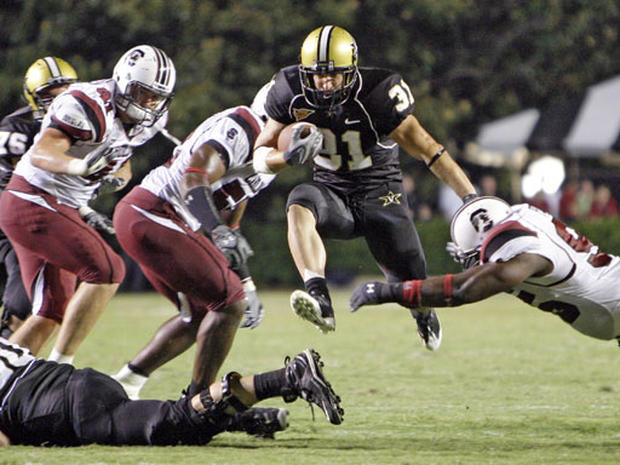 Week in Sports: Aug. 29--Sept. 4