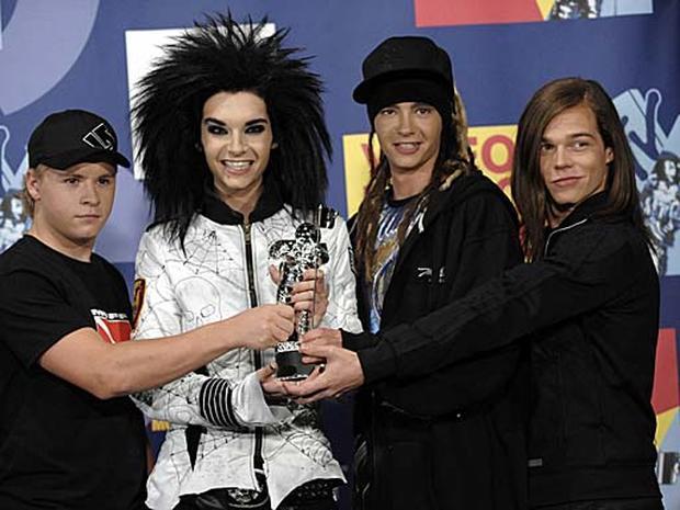 The VMA Winners