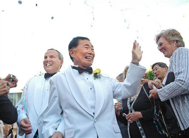 Mr. Sulu Gets Married