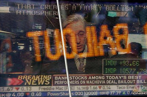 2008 In Photos: Economy