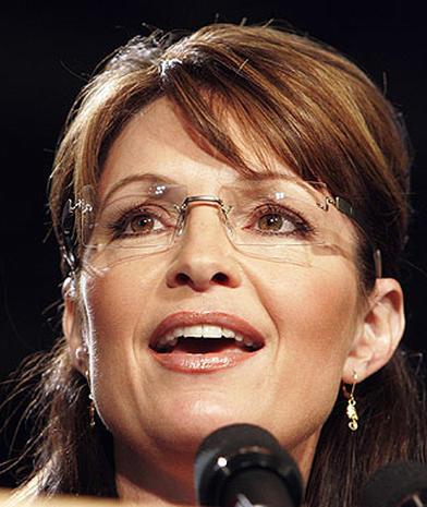 Palin Presses On