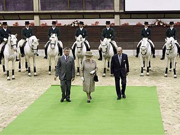 Queen Visits Slovakia, Slovenia