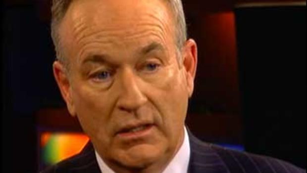 """Bill O'Reilly, host of Fox News' """"The O'Reilly Factor."""""""