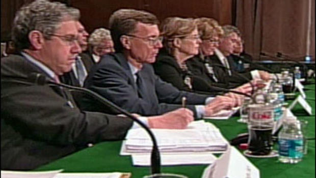 Nov. 13, 2008 Senate Banking Committee hearing on the financial sector bailout.