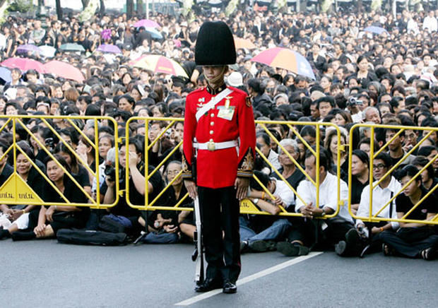 Royal Cremation