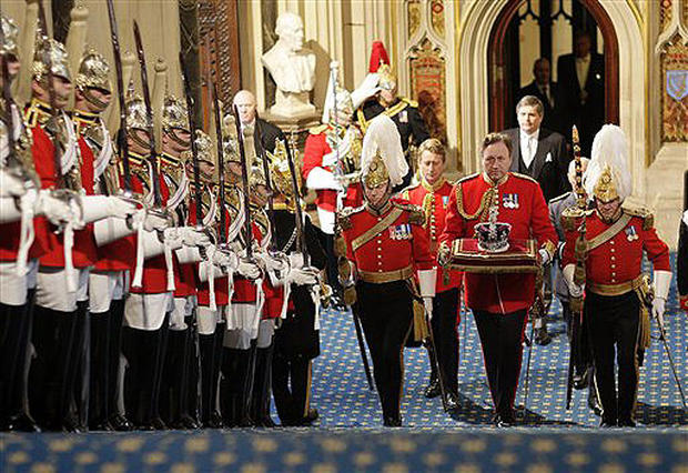 Parliament Pageantry