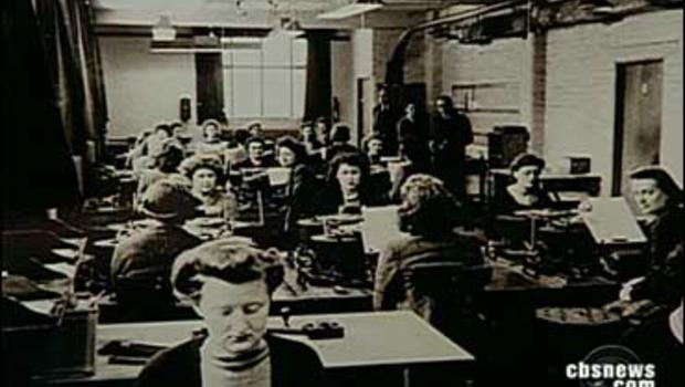 Thousands of code breakers worked at London's Bletchley Park translating encrypted messages from the Nazis during World War II.