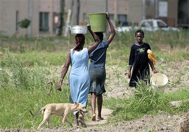Zimbabwe's Water Woes
