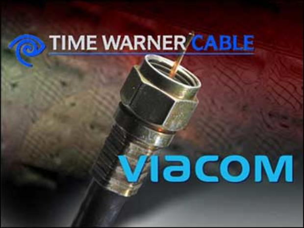 Viacom, Time Warner Cable reach agreement on fees