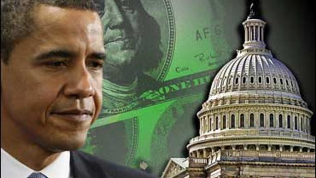 Barack Obama and the economic stimulus package