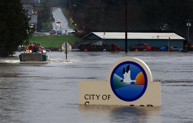 Washington Water Woes