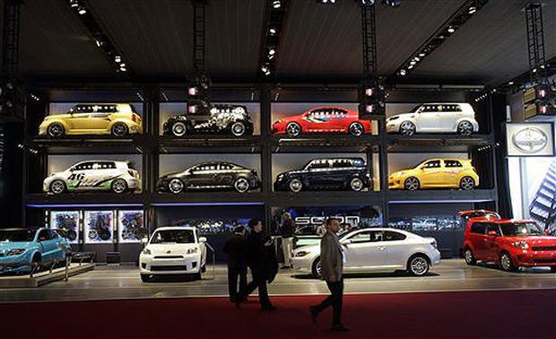 2009 Detroit Auto Show