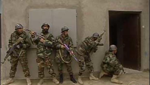 Afghan Army Training Academy