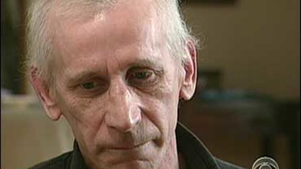 Cancer patient Keith Blessington