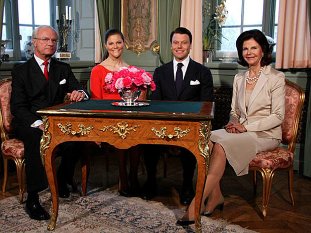 Sweden's Princess Engaged