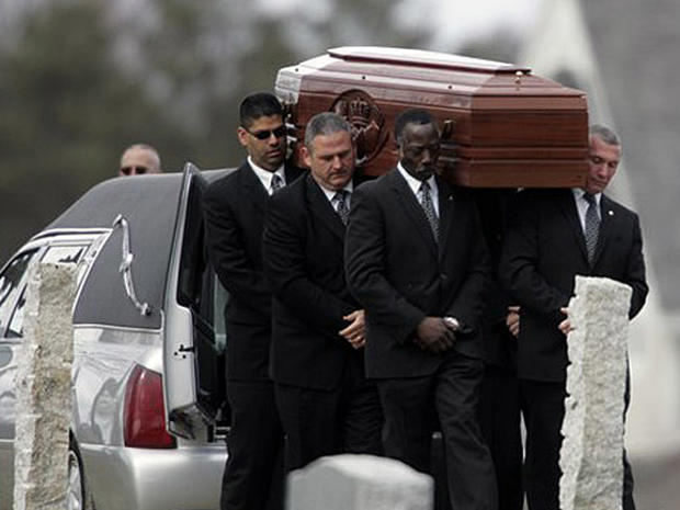 Actress Laid To Rest