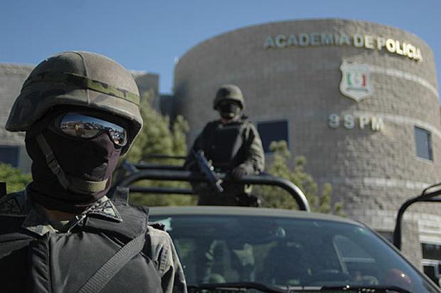 Mexico Border Violence