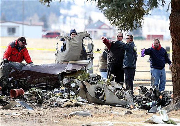 Butte Plane Crash