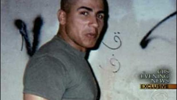 Marine Corps Staff Sgt. Carmelo Rodriguez