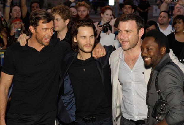 """""""Wolverine"""" Premieres"""