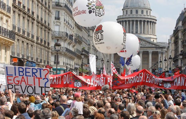 May Day Rallies