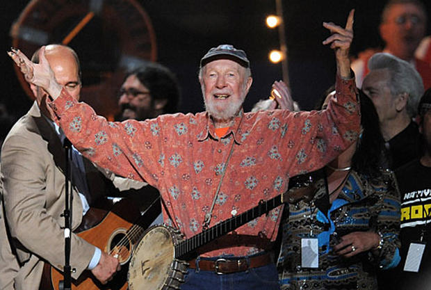 Pete Seeger's 90th Birthday