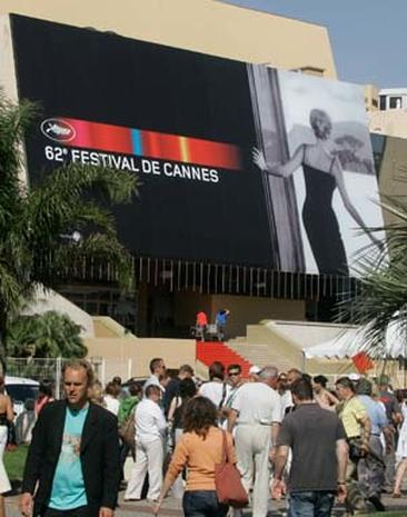 Cannes 2009 Preparations