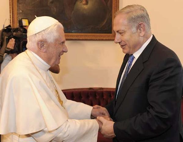 Pope Visits The Holy Land